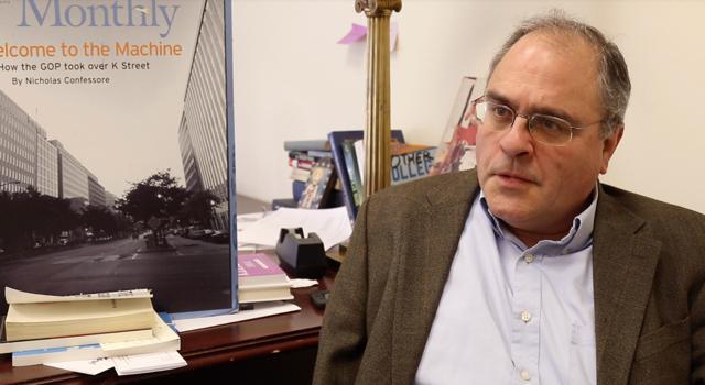 glastris-1300 Πολ Γλάστρις: Ένας «Washington insider» μιλά για τις ελληνοαμερικανικές σχέσεις την εποχή Τραμπ