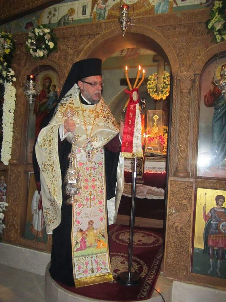 iereas1 Σοκαρισμένος ο αρχιμανδρίτης που βρήκε δολοφονημένο τον ιερέα: Έχασα τον αδερφό μου