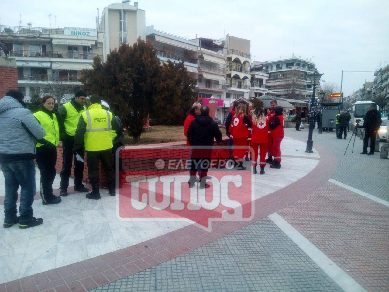 kordelio-ekkeosi-vomva-14 Λήξη συναγερμού στο Κορδελιό - Επιστρέφουν οι κάτοικοι