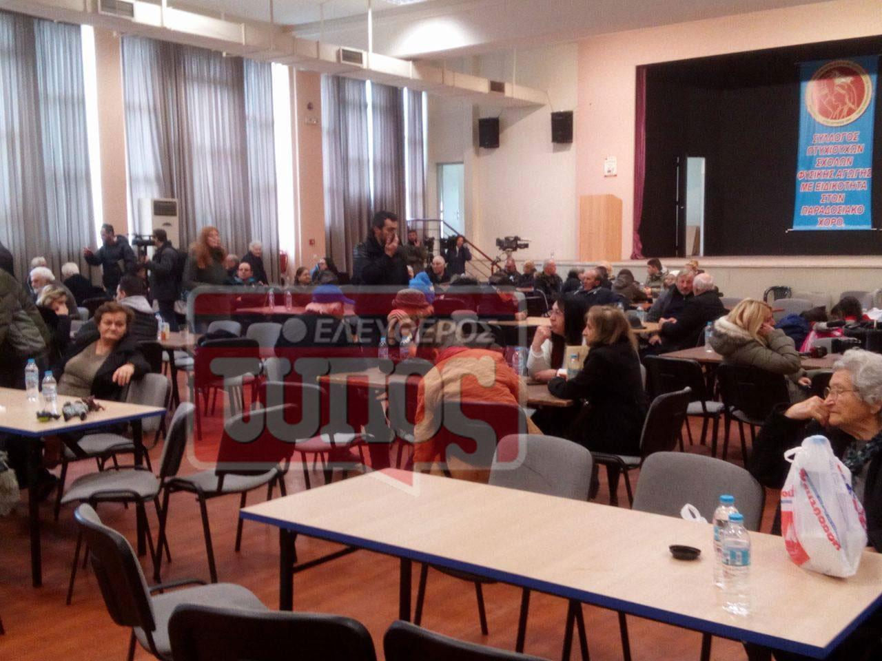kordelio-katoikoi-ekkenosi-4 Λήξη συναγερμού στο Κορδελιό - Επιστρέφουν οι κάτοικοι