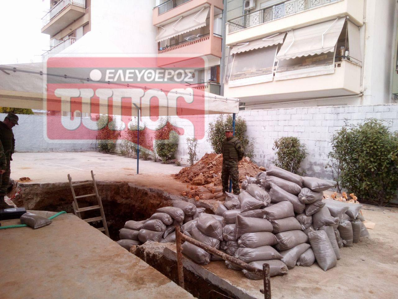 kordelio-purotexnourgoi Λήξη συναγερμού στο Κορδελιό - Επιστρέφουν οι κάτοικοι