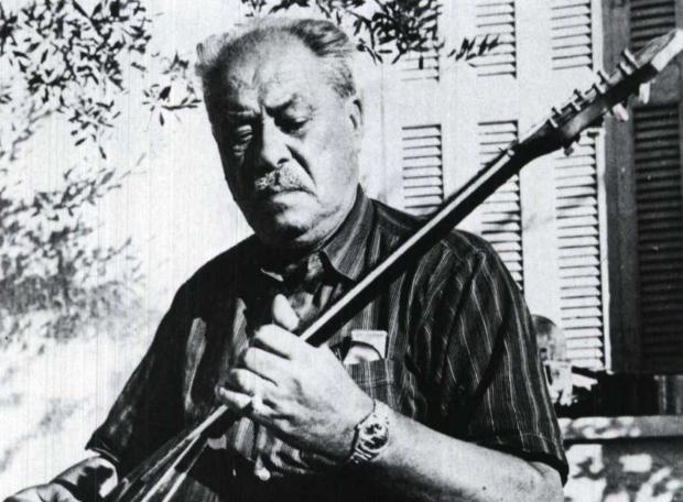 markos-vamvakaris-1 45 χρόνια χωρίς τον Μάρκο Βαμβακάρη