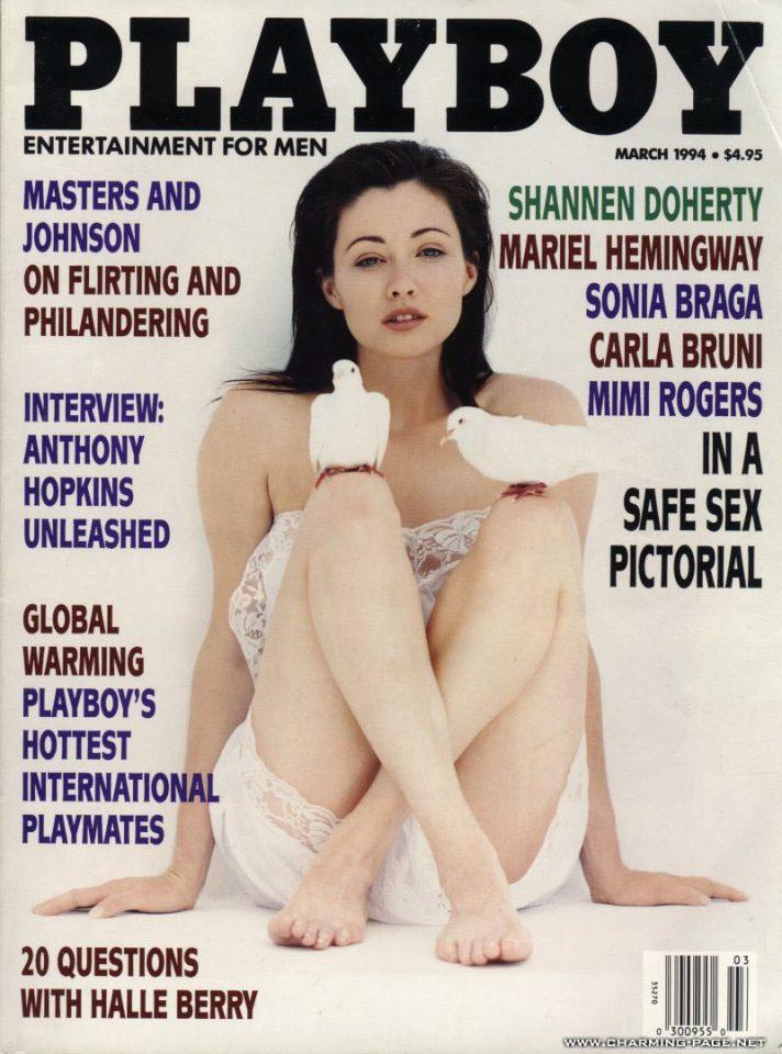 playboy1 Το Playboy επαναφέρει το γυμνό στις σελίδες του