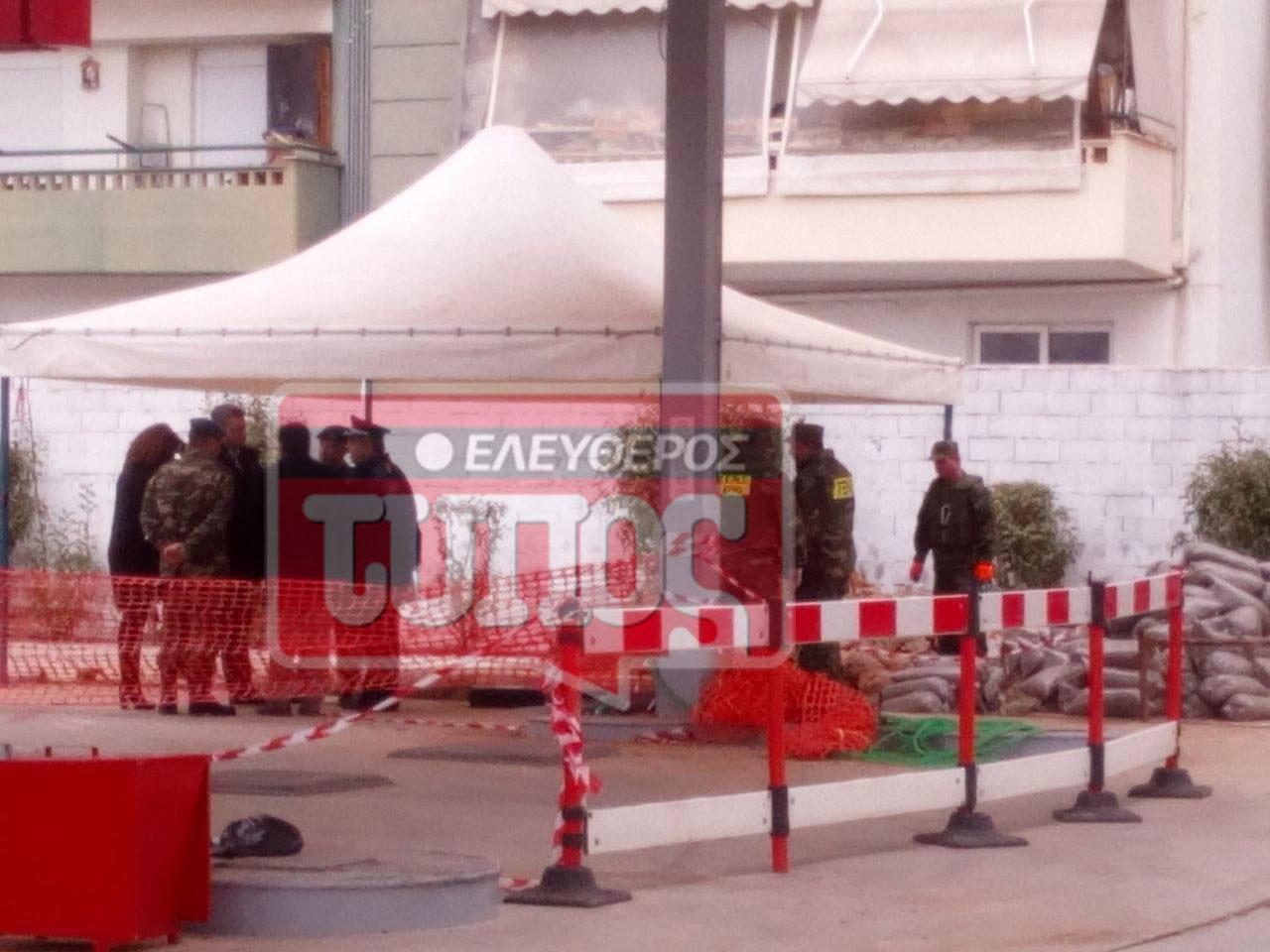 purotexnourgoi-vomva-1 Λήξη συναγερμού στο Κορδελιό - Επιστρέφουν οι κάτοικοι