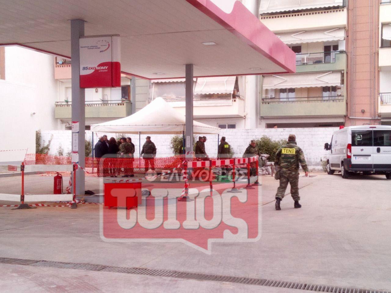 purotexnourgoi-vomva-3 Λήξη συναγερμού στο Κορδελιό - Επιστρέφουν οι κάτοικοι