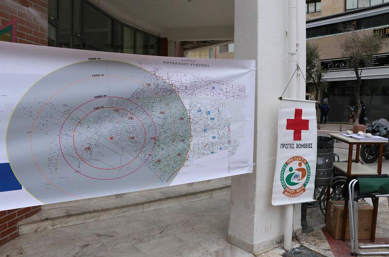 thess2 Λήξη συναγερμού στο Κορδελιό - Επιστρέφουν οι κάτοικοι
