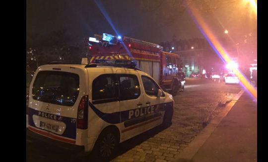 traymaties-3-1 Εκρηξη σε σταθμό του μετρό στο Παρίσι [εικόνες & βίντεο]