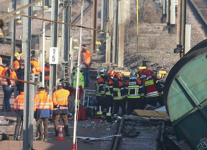 treno-sugkrousi-louksemvourgo-5 Ένας νεκρός και 6 τραυματίες από σύγκρουση τρένων στο Λουξεμβούργο [εικόνες]