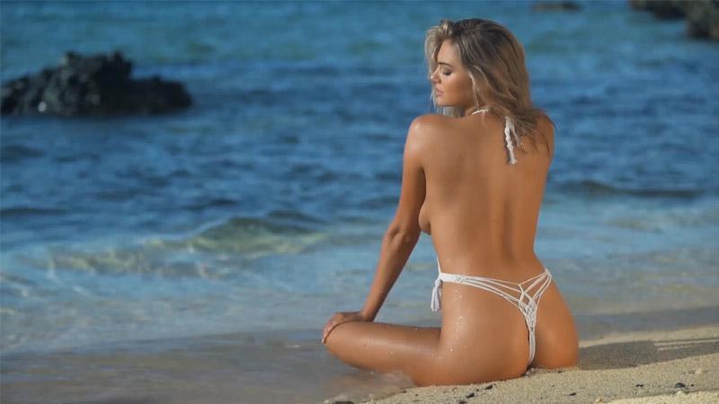 Η Kate Upton φέρνει το καλοκαίρι -τόπλες- στο Sports Illustrated [εικόνες]