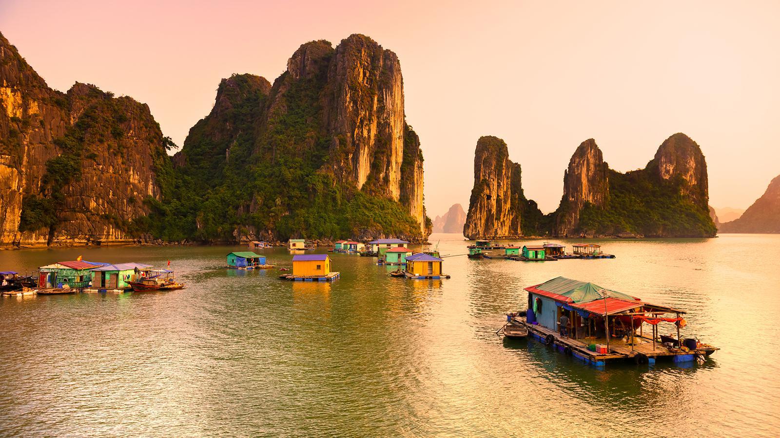 vietnam 15 μέρη που αξίζει να επισκεφτείς μέσα στο 2017