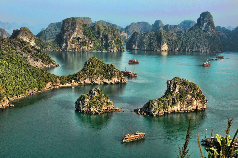 vietnam1 15 μέρη που αξίζει να επισκεφτείς μέσα στο 2017