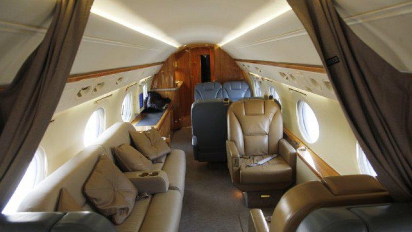 vip1 Έχω και πρωθυπουργικό αεροπλάνο, πάμε μια βόλτα; - Οι αμαρτωλές ιστορίες στον αέρα