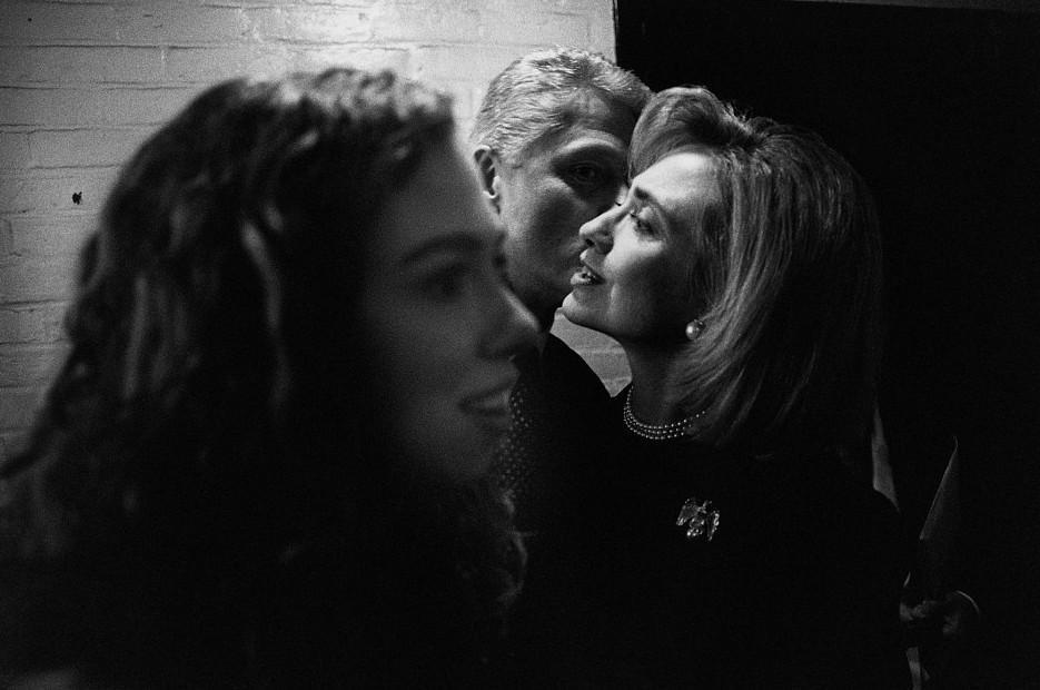 xilari-bill-500 Αυτές είναι οι 15 άγνωστες φωτογραφίες της Χίλαρι Κλίντον ως Πρώτη Κυρία