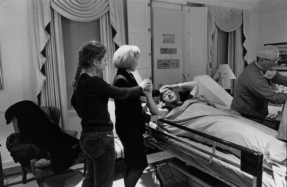xilari-bill10-500 Αυτές είναι οι 15 άγνωστες φωτογραφίες της Χίλαρι Κλίντον ως Πρώτη Κυρία