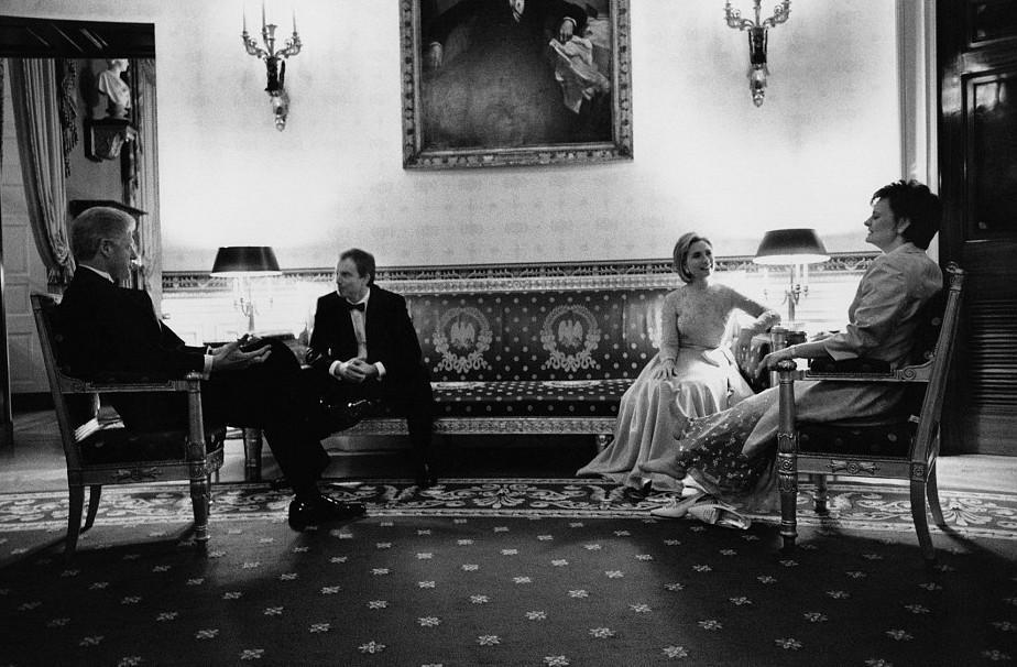 xilari-bill2-500 Αυτές είναι οι 15 άγνωστες φωτογραφίες της Χίλαρι Κλίντον ως Πρώτη Κυρία