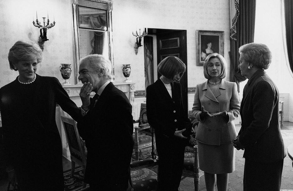 xilari-bill3-500 Αυτές είναι οι 15 άγνωστες φωτογραφίες της Χίλαρι Κλίντον ως Πρώτη Κυρία