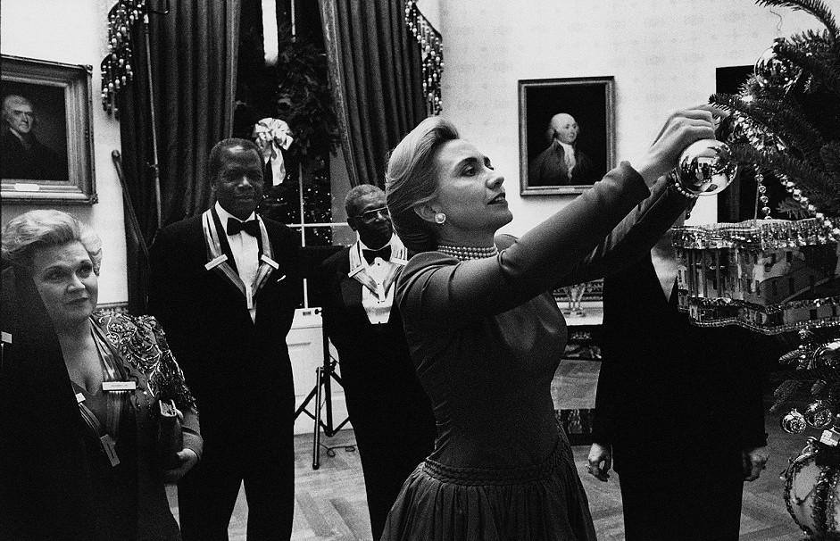 xilari-bill4-500 Αυτές είναι οι 15 άγνωστες φωτογραφίες της Χίλαρι Κλίντον ως Πρώτη Κυρία
