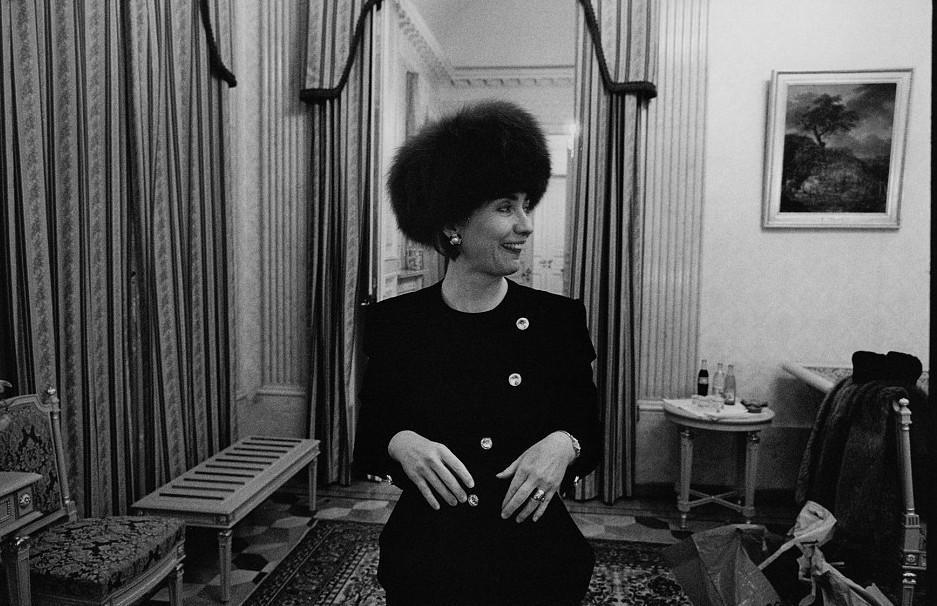 xilari-bill9-500 Αυτές είναι οι 15 άγνωστες φωτογραφίες της Χίλαρι Κλίντον ως Πρώτη Κυρία