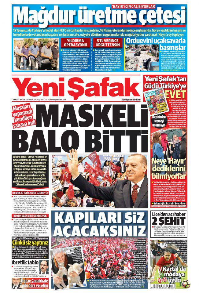 0da00d9c-b0e3-4922-a175-d8b9e9b873a4 Επίθεση στην Ευρώπη εξαπέλυσε σήμερα ο τουρκικός Τύπος