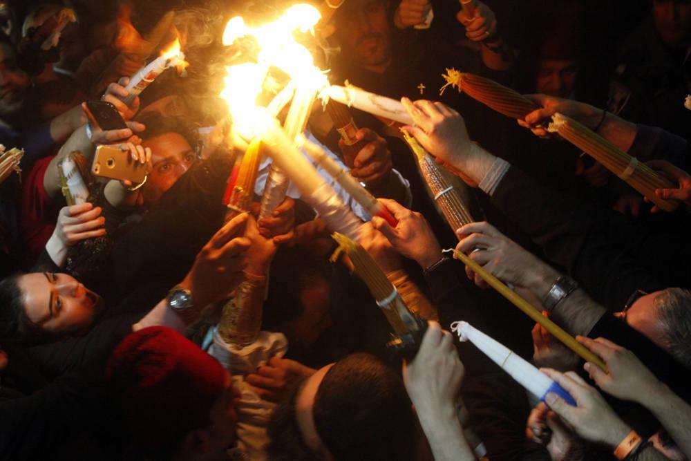 Άγιο Φως: Κανονικά η υποδοχή του το Μεγάλο Σάββατο – Το ορίζει το επιχειρησιακό πρόγραμμα