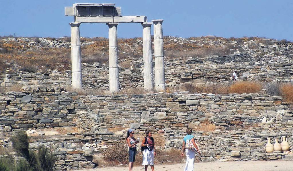 Ανοίγουν στις 18 Μαΐου οι αρχαιολογικοί χώροι και «μας υποδέχονται ξανά»