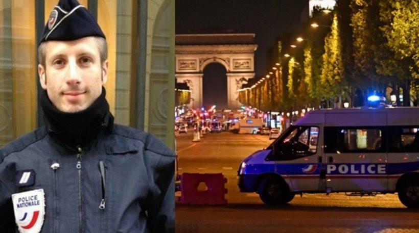 astinomikos-parisi-1300 Βοήθεια σε πρόσφυγες στην Ελλάδα είχε προσφέρει ο αστυνομικός που σκοτώθηκε στο Παρίσι