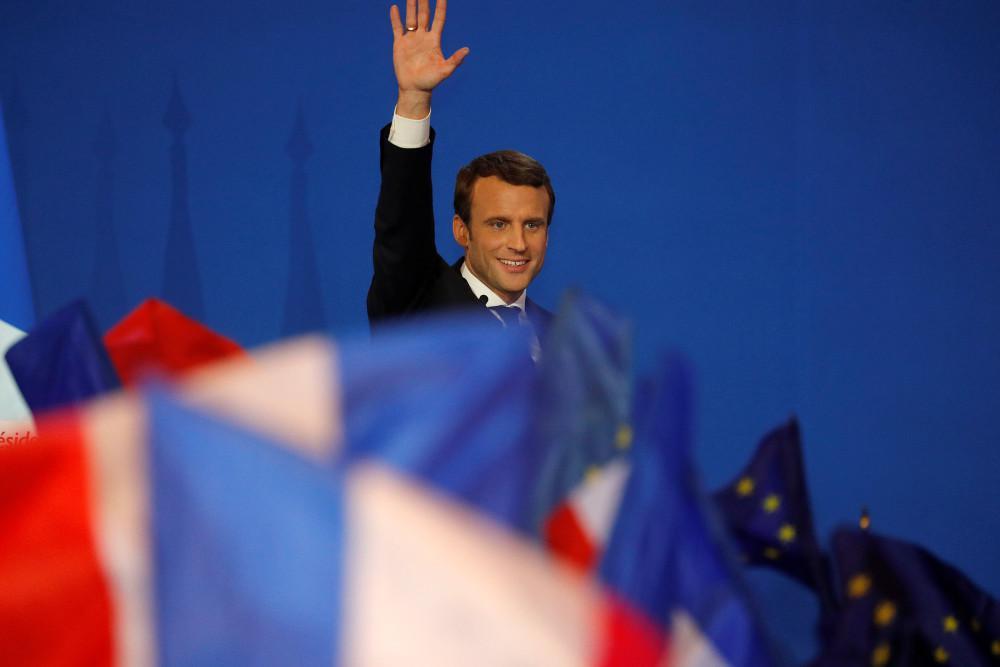 Γαλλικές εκλογές: Ο Μακρόν και οι… απέναντι