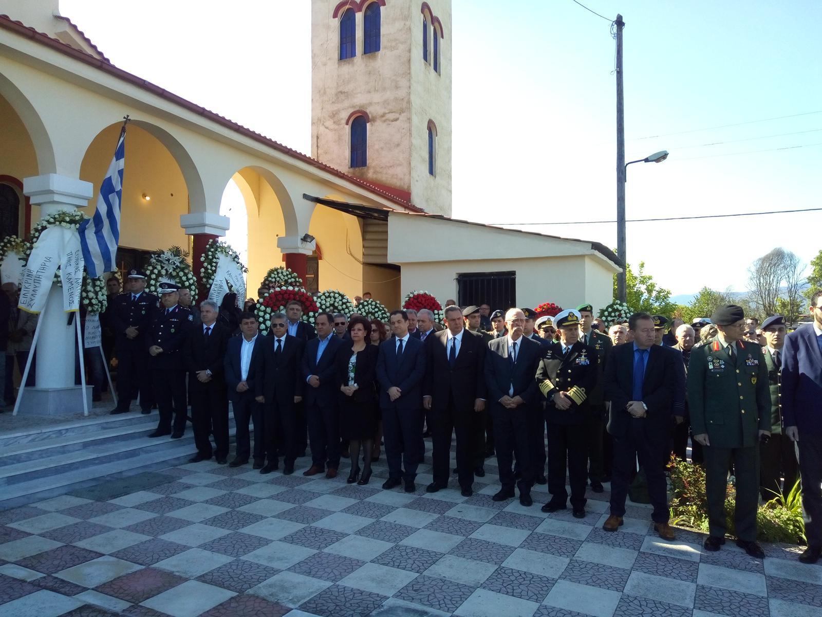 kidieia-paron-ena Σπαραγμός στις κηδείες των στελεχών των Ενόπλων Δυνάμεων που σκοτώθηκαν με το μοιραίο Χιούι