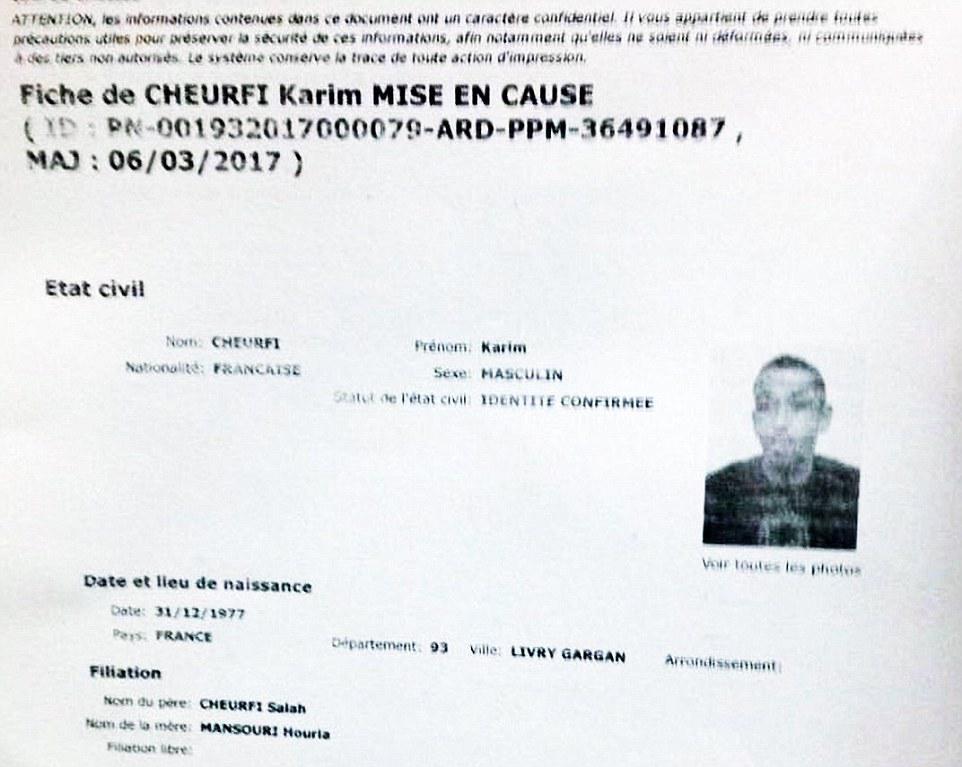 tzixantistis-parisi1 Αυτός είναι ο τζιχαντιστής που επιτέθηκε σε αστυνομικούς στο Παρίσι [εικόνες]
