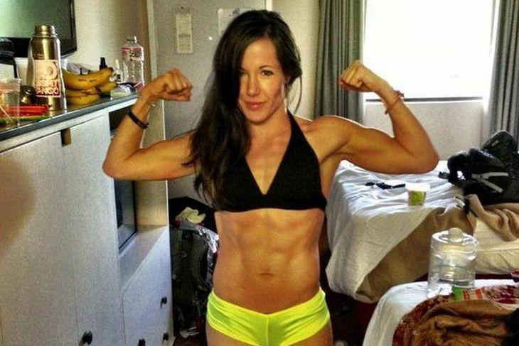 angela-magana-1 Γνωστή αθλήτρια έπεσε θύμα χάκερ και γέμισε το διαδίκτυο με γυμνές φωτογραφίες της [εικόνες]