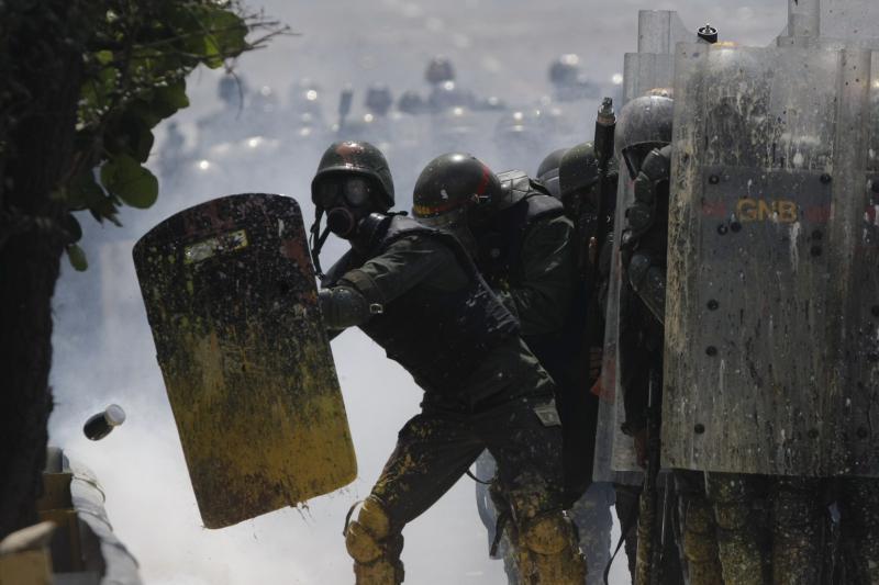 excrement2 συνεχίζεται το χάος στην βενεζουέλα: ακόμα δύο νεκροί στα επεισόδια [εικόνες & βίντεο>