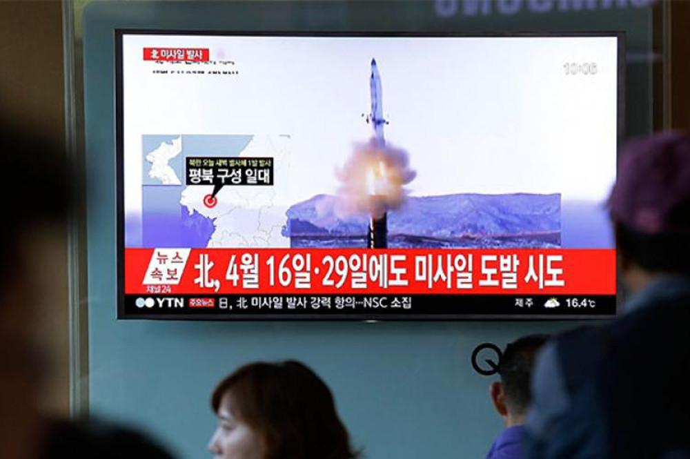 Ανησυχία για την εκτόξευση πυραύλου από τη Βόρεια Κορέα