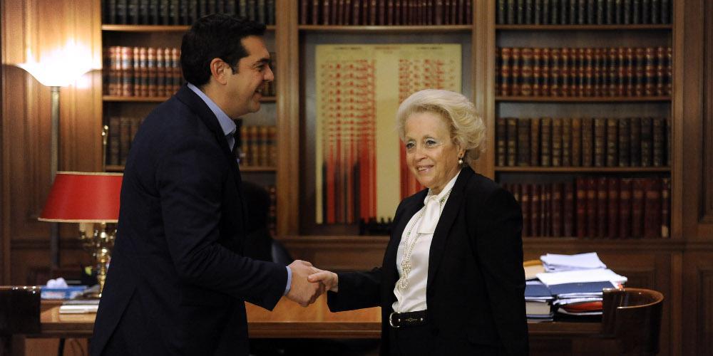 ΝΔ: Ο Τσίπρας διέσυρε την Ελλάδα με τον διορισμό της Θάνου στην Επιτροπή Ανταγωνισμού