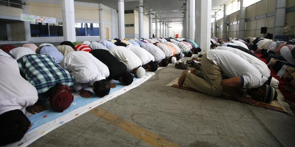 Κορωνοϊός: 9 συλλήψεις αλλοδαπών σε άτυπο τζαμί στου Ζωγράφου για παραβίαση των μέτρων