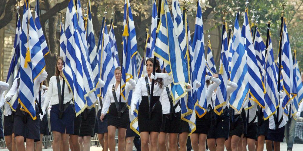 Σήμερα η μαθητική παρέλαση για την 28η Οκτωβρίου στη Θεσσαλονίκη