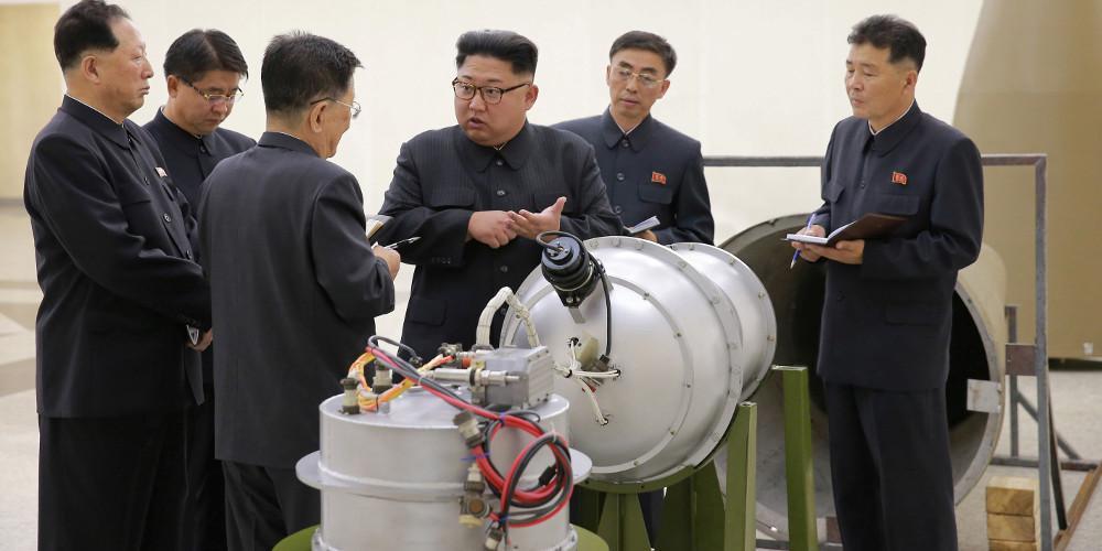 Η Βόρεια Κορέα κατηγόρησε για «πυρηνικό εκβιασμό» τις ΗΠΑ