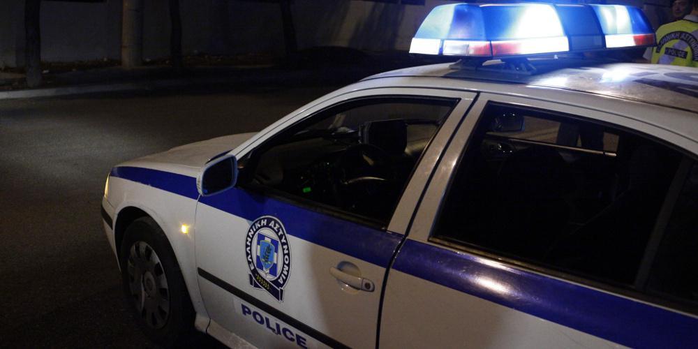 Καταδίωξη με έναν νεκρό και δύο τραυματίες έξω από τη Θεσσαλονίκη