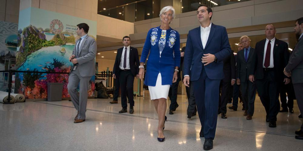 Washington Group: Καμία συμφωνία για το ελληνικό χρέος και την συμμετοχή του ΔΝΤ