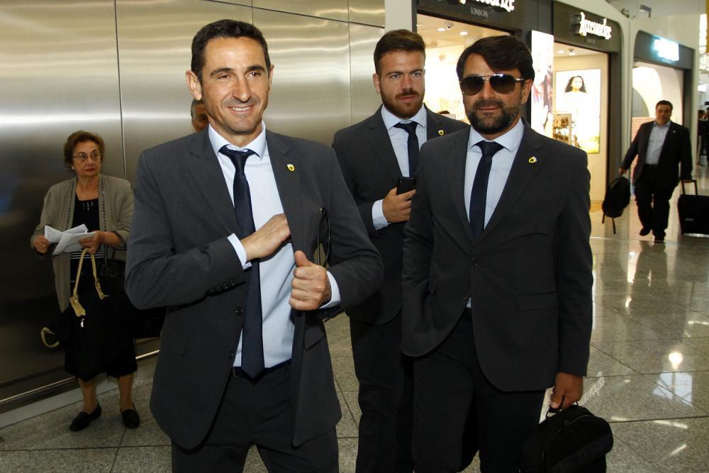 """Το """"αντίο"""" του Μανόλο Χιμένεθ στην ΑΕΚ και στους οπαδούς της"""