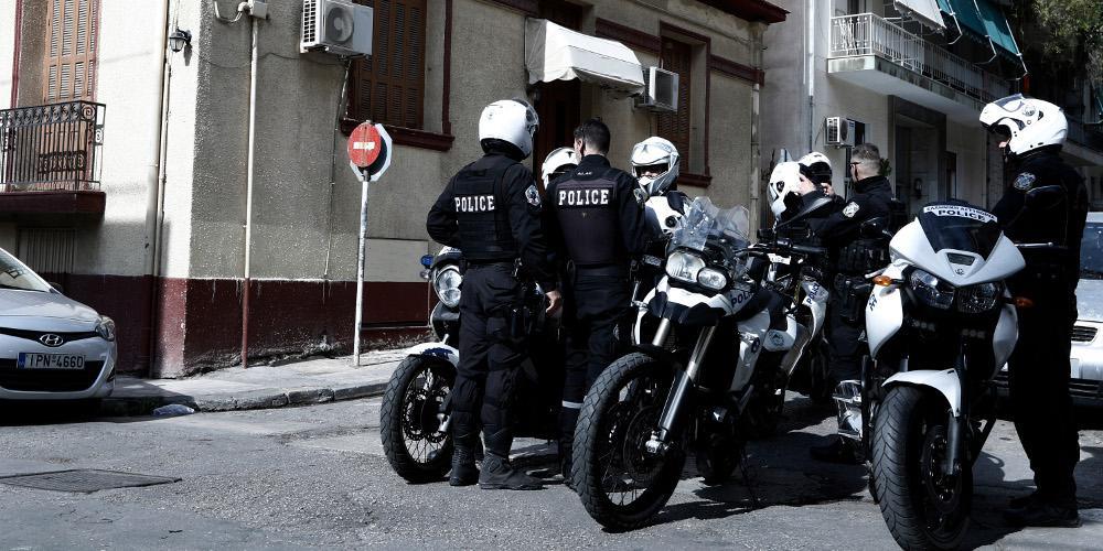 Μεγάλη αστυνομική επιχείρηση στη φοιτητική εστία Ζωγράφου - Πάνω από πέντε συλλήψεις