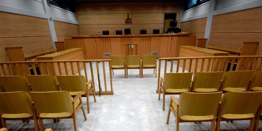 Κορωνοϊός: Παρατείνεται μέχρι τις 10 Απριλίου η αναστολή λειτουργίας των δικαστηρίων