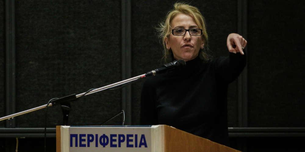 Σάλος για την επιλογή της Δούρου να επιτεθεί στη ΝΔ στο μήνυμά της για τον Παύλο Μπακογιάννη