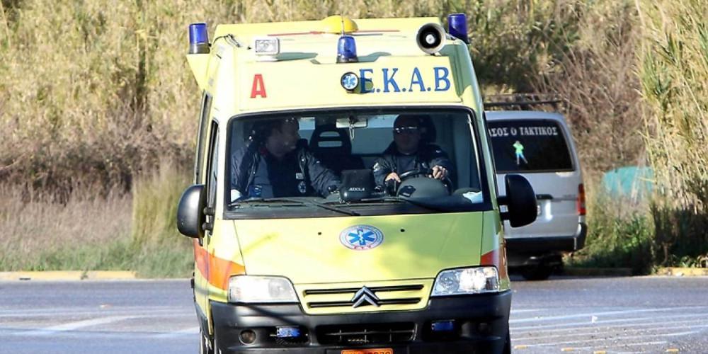 Νεκρός οδηγός ύστερα από εκτροπή οχήματος σε χαράδρα στην Πέλλα