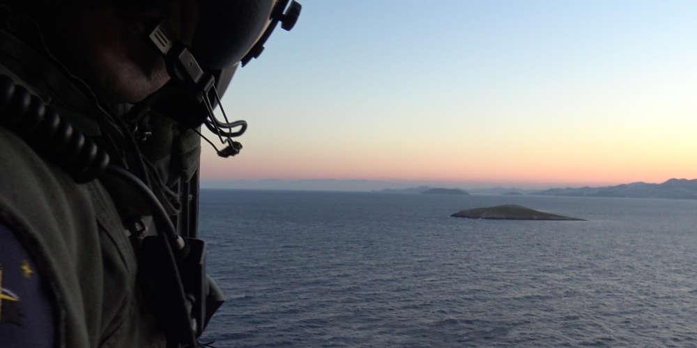 Κλίμα έντασης με επίκεντρο το Αιγαίο και την Κύπρο στήνει ο Ερντογάν, ο οποίος κορυφώνει τις προκλήσεις μετά το σοβαρό επεισόδιο στα Ίμια.