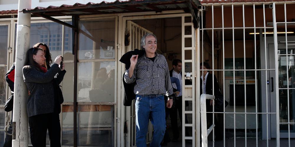 Κουφοντίνας: Nα απορριφθεί η προσφυγή του εισηγείται η εισαγγελέας στο Δικαστικό Συμβούλιο