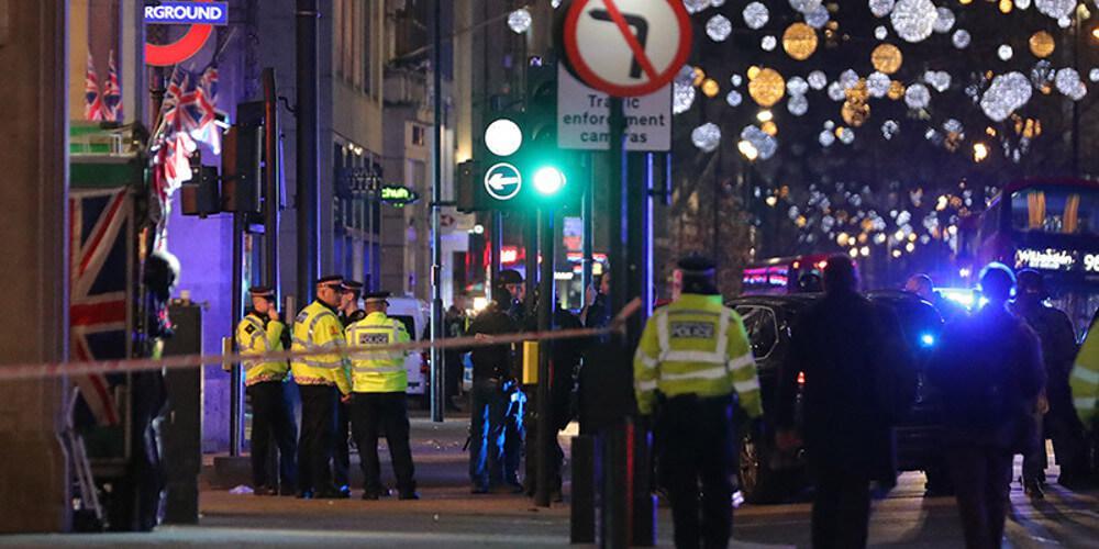 Τρομοκρατική επίθεση στο Λονδίνο: Σοβαρά είναι ο ένας από τους τρεις τραυματίες