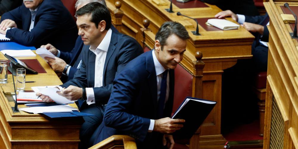 Κορυφώνεται η κόντρα Μαξίμου με ΝΔ για το Σκοπιανό μετά τις προκλητικές δηλώσεις Ζάεφ