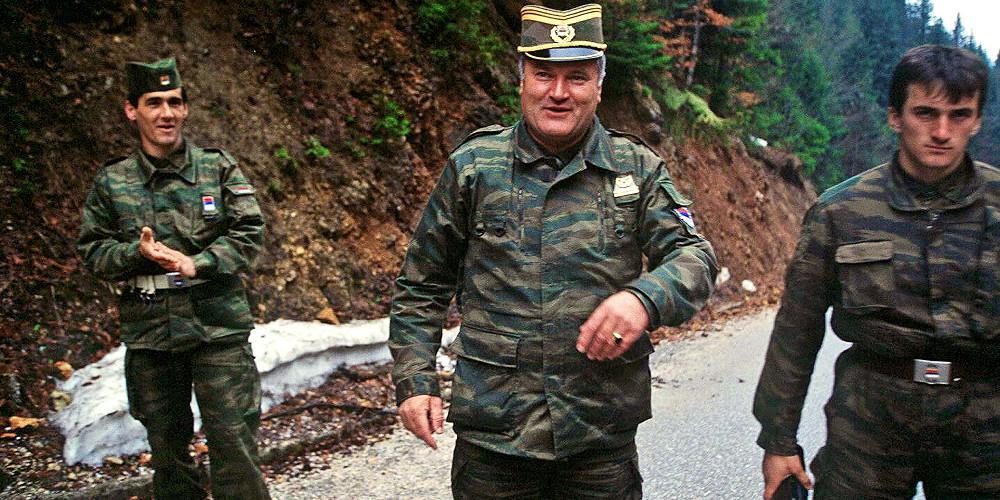 Σήμερα η απόφαση για τον Ράτκο Μλάντιτς, τον «χασάπη των Βαλκανίων»