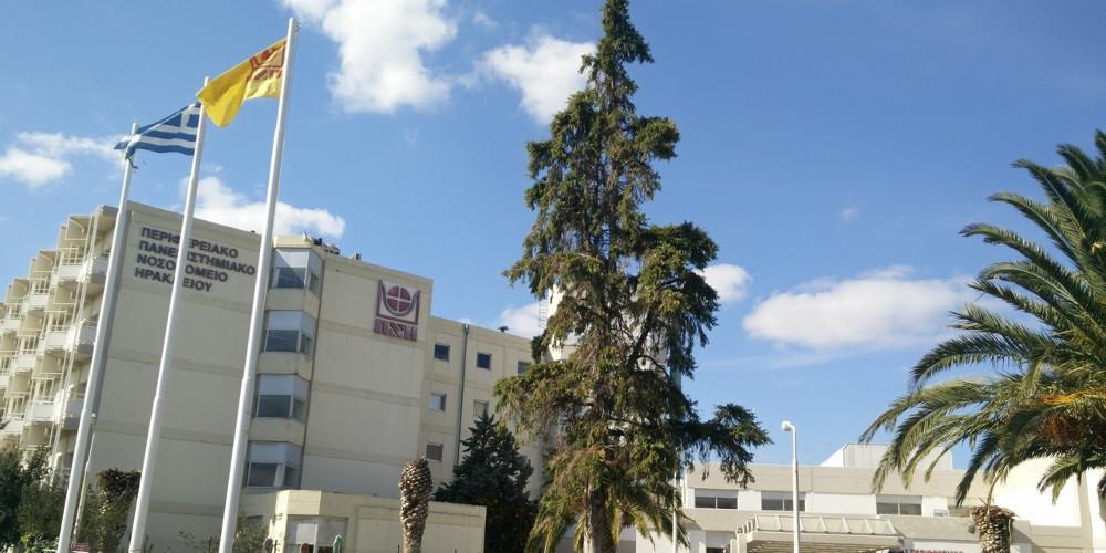 Ηράκλειο: Στη ΜΕΘ νοσηλεύεται παιδί μετά από επέμβαση – Βρέθηκε θετικό στον κορωνοϊό
