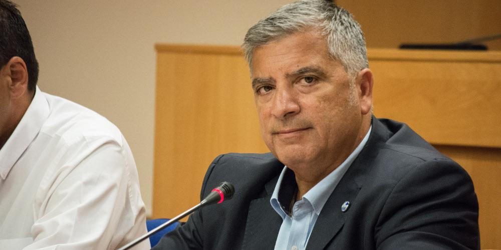 Πατούλης: Η κυβέρνηση δεν αγαπά την Αυτοδιοίκηση